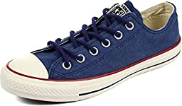 Converse Men\'s All Star CT OX Washed Canvas Low Top Sneaker (7.5 D(M) US)
