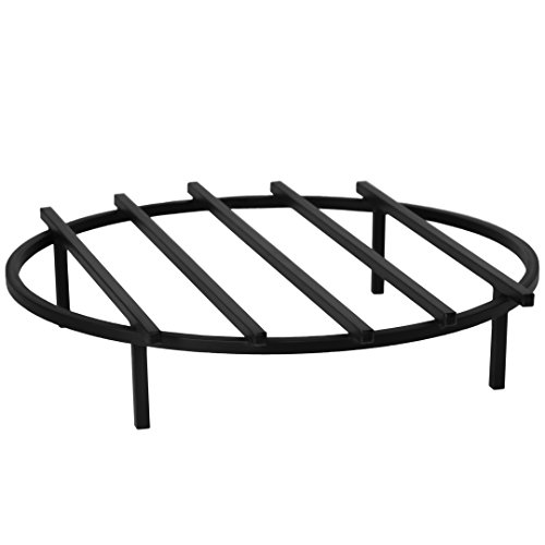 Cheap Heritage Products Classic Round Fire Pit Grate, 24 Inch Diameter – Made in the USA