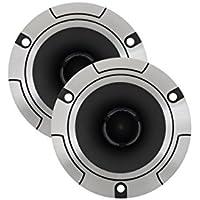 CT Sounds Pro Audio Tweeter 4 Aluminum Super Tweet Horn (Pair)