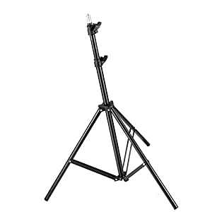 "Neewer 75""/6 Feet/190CM Photography Light Stands for Relfectors, Softboxes, Lights, Umbrellas, Backgrounds"