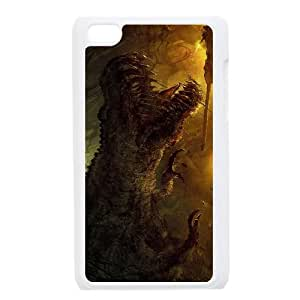 Jurassic Park iPod Touch 4 Case White Pnlgc