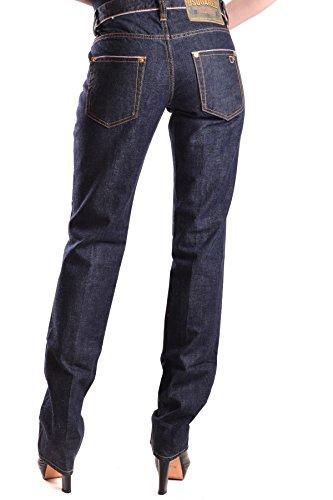 MCBI107042O Dsquared2 Coton Jeans Femme Bleu R6xnqgSwT