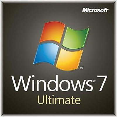 Windows 7 Ultimate SP1 32bit (Full) System Builder DVD 1 pack