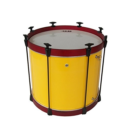 Instrumentos DB 8400053241399 Drum Cofradia 40 x 34 cm - yellow by Instrumentos DB