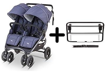 Amazon.com : Snap Duo Denim Blue (2015) + Valco Baby Snap Duo/Dual ...
