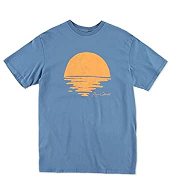 O'Neill Mens Jack O'Neill Early Riser Short-Sleeve Shirt Small Dutch Blue