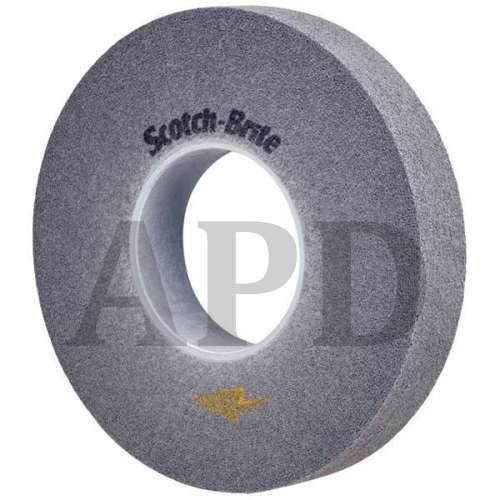 4//PK 3M Scotch-Brite 94904 EXL Pro Deburring Wheel 6 in X 1//2 in X 1 in 9S FIN //// 7100050505