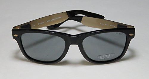 Guess GU6833 C55 C33 (Black / Solid Smoke Lens)