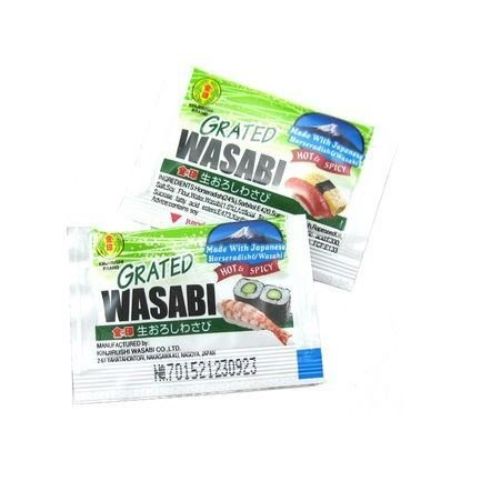 Wasabi Sachet 3g (Pack of 6)