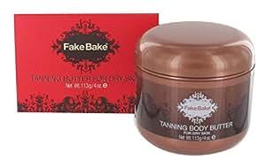 Fake Bake Tantalizing Self Tanning Butter, 4-Ounce