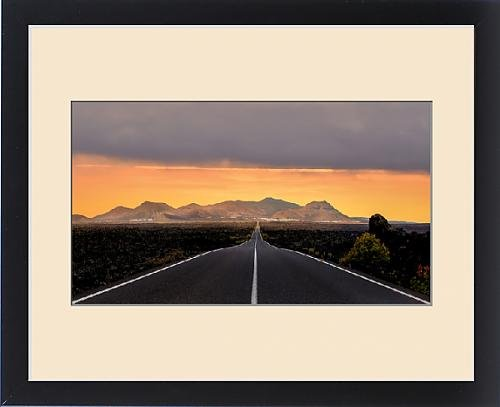 Framed Print of Timanfaya National Park, Lanzarote, Spain by Fine Art Storehouse