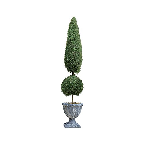 Design Toscano Classic Topiary Small Tree Urn by Design Toscano