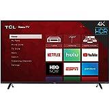 TCL 43S425 / 43S423 43-Inch 4K Ultra HD Smart Roku LED TV (2018) (Renewed)