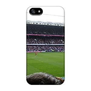 High-end Cases Covers Protector For Iphone 5/5s(ibrox Stadium Glasgow Rangers)