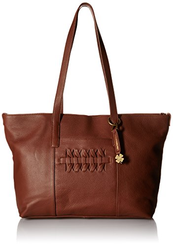 Lucky Brand Kingston Tote, Brandy by Lucky Brand