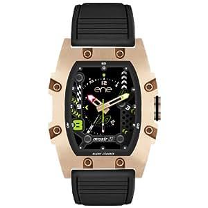 Reloj Ene Modelo 113 Monster Negro
