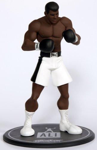 (Upper Deck Authenticated All Star Vinyl 10 Inch Legends Series Figure Muhammad Ali)