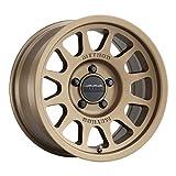 "Method Race Wheels 703 Method Bronze 17x8.5 5x5, 0mm Offset 4.75"" Backspace, MR70378550900"