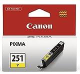 Canon Ink CLI-251 Y Individual Ink Tank