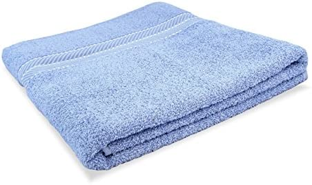Toalla de ducha, toalla 100% algodón Frottier 90 x 140 cm 13 ...