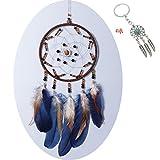 AWAYTR Forest Dreamcatcher Gift Handmade Dream Catcher Net with...