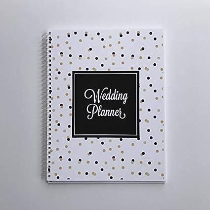 Planificador de boda personalizado, libro de boda, guía de ...