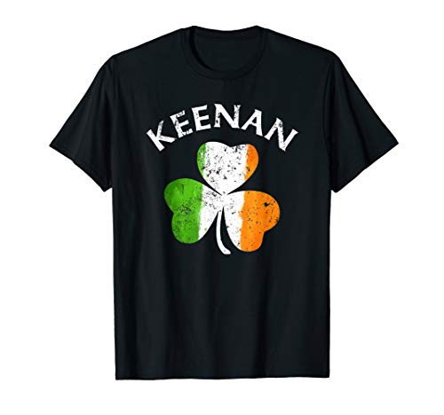 Keenan Shirt Irish Shamrock St Patricks Day T-Shirt T-Shirt (Kenan And Kel Best Moments)