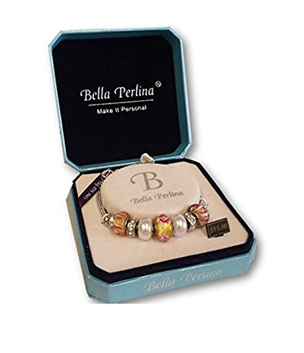 bella-perlina-collection-pandora-style-bracelet-9-snake-chain-interchangeable-beads-cupcake