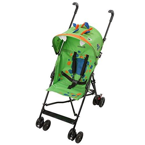 Safety 1st Crazy Peps Speelse buggy voor je kind, zitbuggy, perfect voor onderweg, spike, kleurrijk, 6 maanden plus