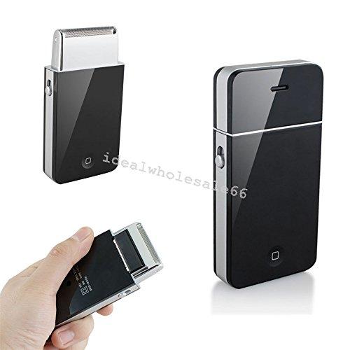 NPLE--Mini Portable Men Electric Foil SLIM Shaver Razor Rechargeable Travel Good Gift by NPLE