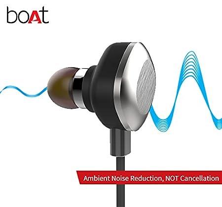 a7c5977366b boAt Rockerz 250 In-Ear Bluetooth Headphones with Mic: Amazon.in:  Electronics