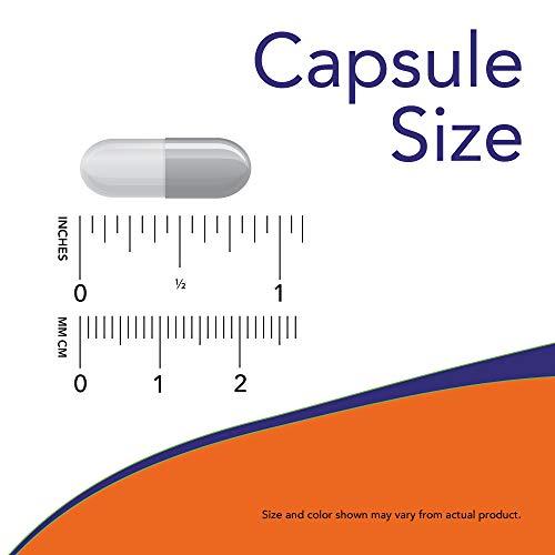 Now Supplements, Fenugreek (Trigonella foenum-graecum) 500 mg, Herbal Supplement, 100 Veg Capsules