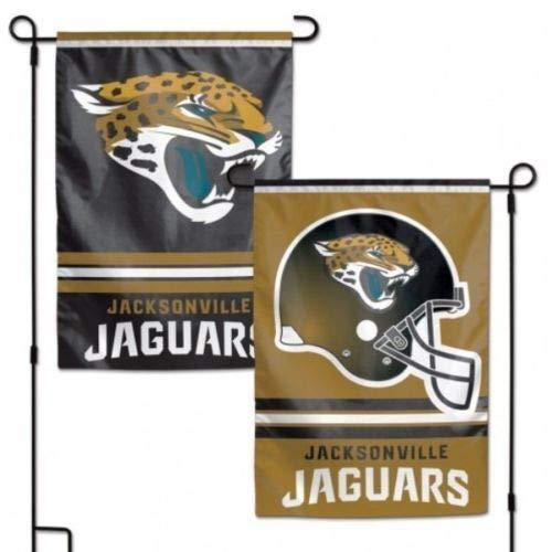 WinCraft NFL Jacksonville Jaguars WCR08371013 Garden Flag, 11