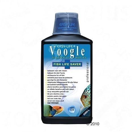 Acuario Agua Dulce Y Tratamiento Marino de Primera Necesidad * Voogle * 250ml: Amazon.es: Productos para mascotas