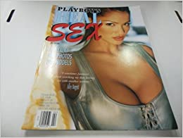 Book Playboy's Real Sex: 1998