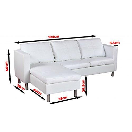 Beautiful dimensione divano 3 posti photos - Dimensione divano 3 posti ...