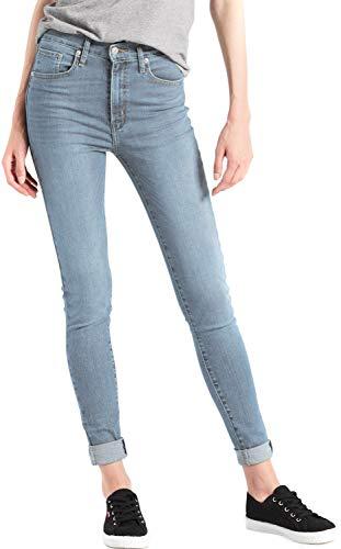 Jeans Levi's Super W ® Mile High Skinny Chiaro qqwxgTa7