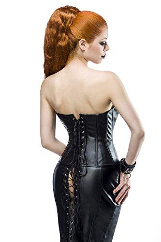 Angies Glamour Fashion - Corsé - para mujer negro