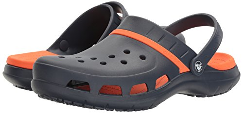 Orange Unisex Zoccoli Modi Adulto – Sport Marine Clog Crocs wBAqf7x6q