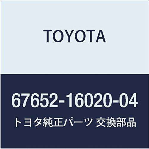 Toyota 67652-16020-04 Speaker Door Grille