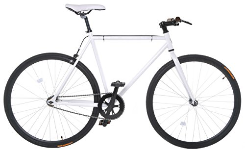 Vilano 50 cm Fixed Gear Bike Fixie Single Speed Road Bike, ()