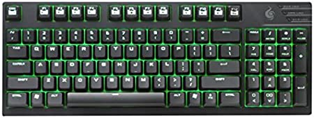 Cooler Master Gaming Quick Fire TK USB Italiano Negro - Teclado (Estándar, Alámbrico, USB, Negro)