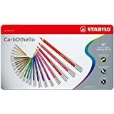 Stabilo® CarbOthello Pastel Pencil, 60-Color Set