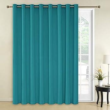Amazon Com Deconovo Decorative Grommet Blackout Curtains