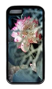 The Beautiful Lotus Cases For iPhone 5C - Summer Unique Wholesale 5c Cases