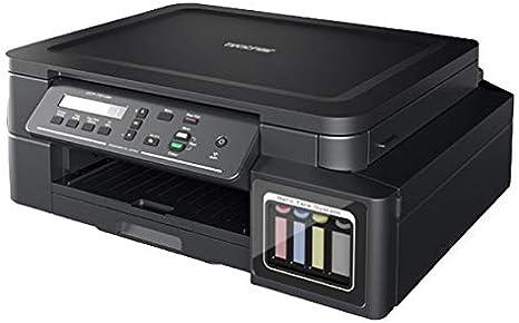 Brother DCP-T510W Multifuncional Inyección de Tinta 2 ppm 6000 x ...