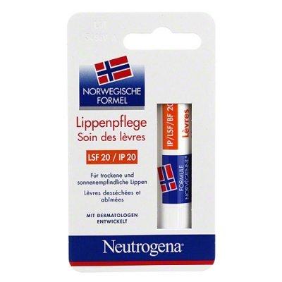 Neutrogena Norwegische Formel Lippenpflegestift Sun, 4.8 g