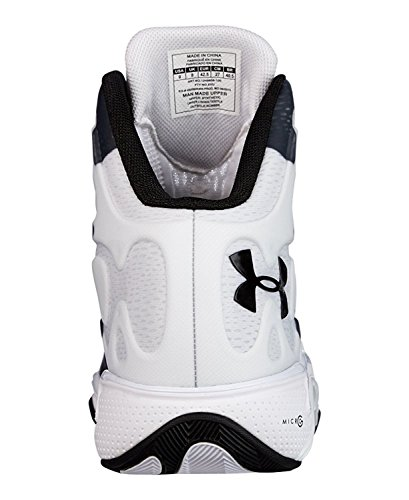 Under Armour Bajo Hombre Shoes-Anatomix Spawn 2-White-Men de