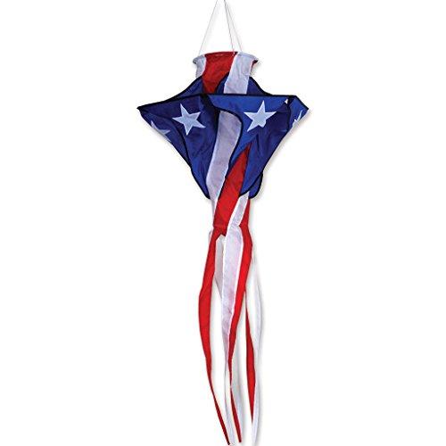 UPC 630104997144, Premier Kites 99714 Patriotic Star Twister Wind Spinner, 30-Inch