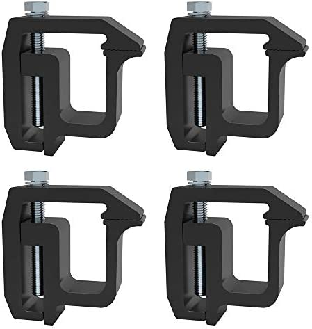 Tite-Lok TL250 Fits Ford Super Duty Truck Cap Topper Mounting Clamp 6 Pack